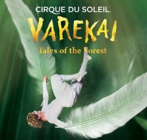 Varekai en Granada Tales of the Forest