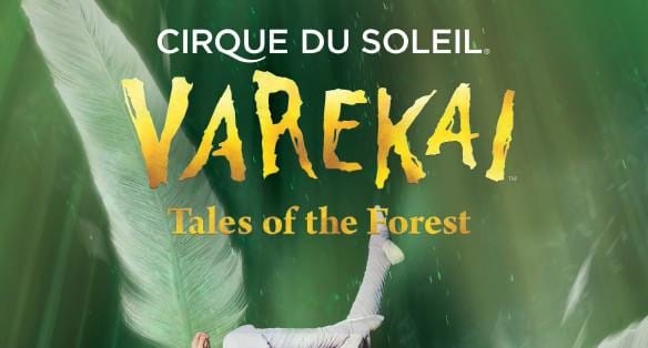 Varekai en Granada Tales of the Forest featured