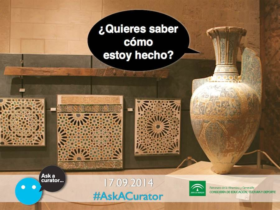 askacurator day museo alhambra